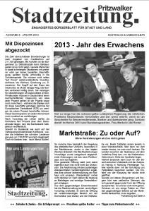PSZ_Januar 2013_Titel