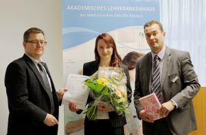 PRI-MED Stipendium des KKH Prignitz an Kristin Richter