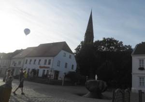 Ballon über dem Marktplatz 01.02.2014_02