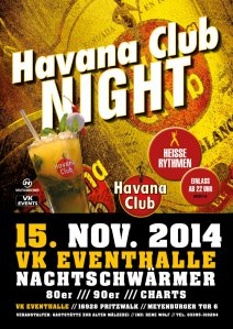 Havana Club Night_15.11.2014