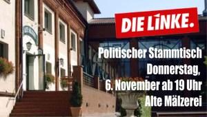 Polit Stammtisch November