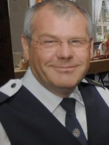 Polizeioberrat Peter Schröder (55)
