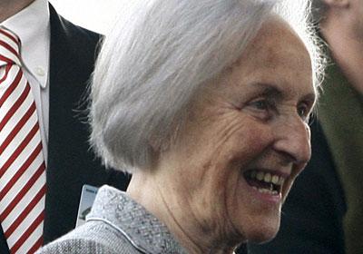 Sie war die dritte Ehefrau des umstrittenen Unternehmers <b>Herbert Quandt</b>. - johanna-quandt