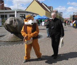 2016_04_23_Anradeln und Musikalischer Frühling_auch der Knieperfuchs