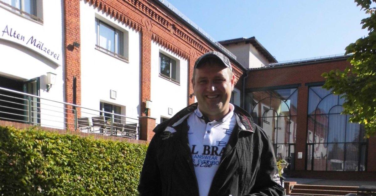 Mario Ortlieb über Wahlkampfreden und notwendige Taten