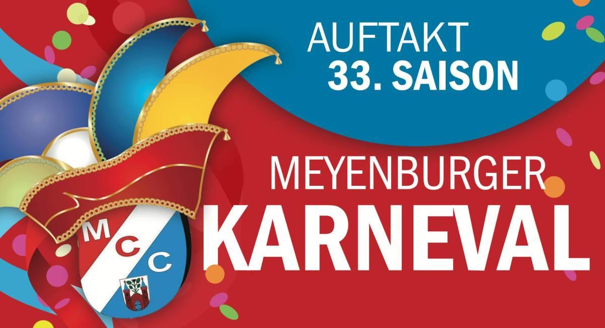 33. Karneval-Saison in Meyenburg startet
