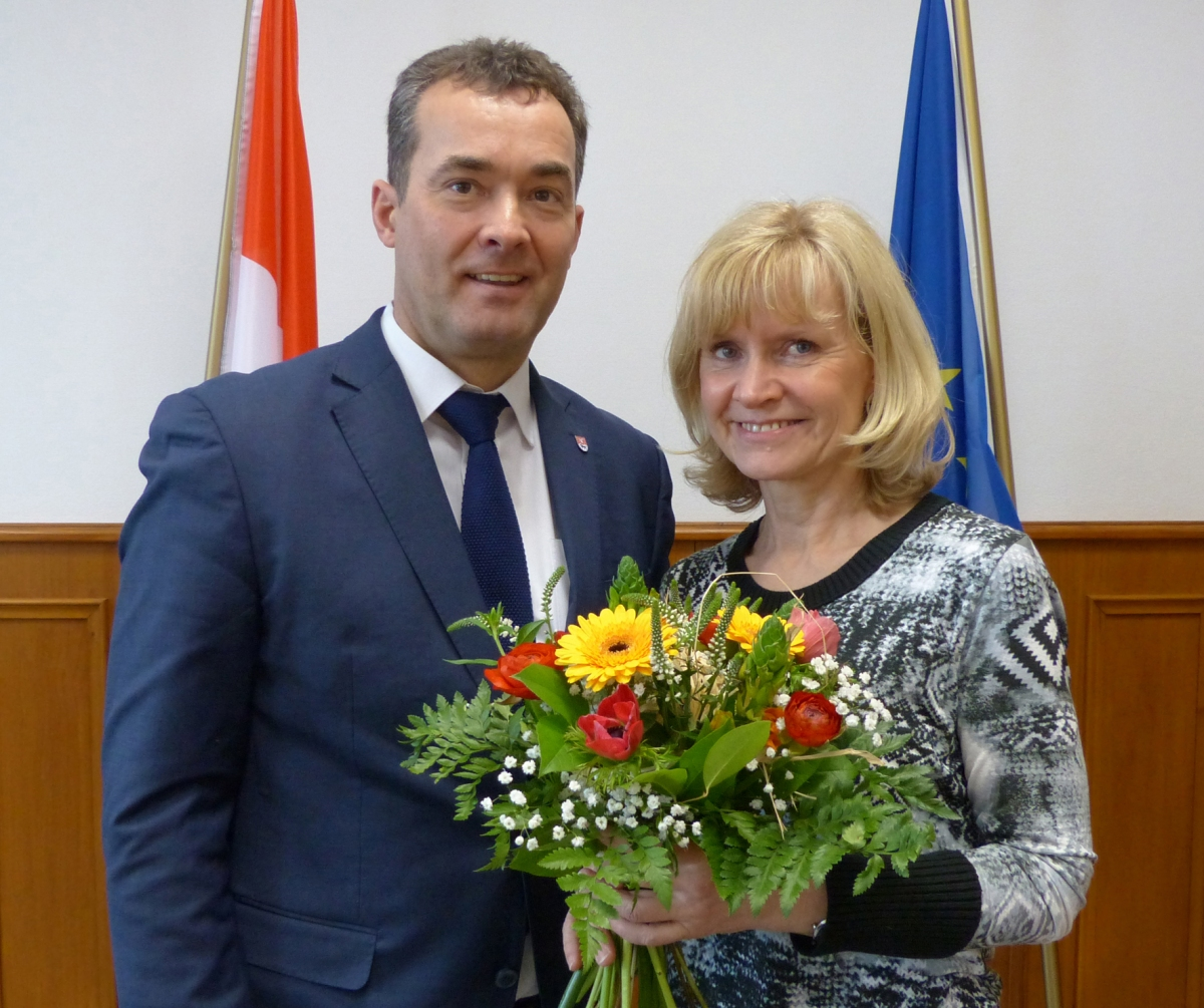 Dr. Sabine Kramer als zweite Beigeordnete bestätigt
