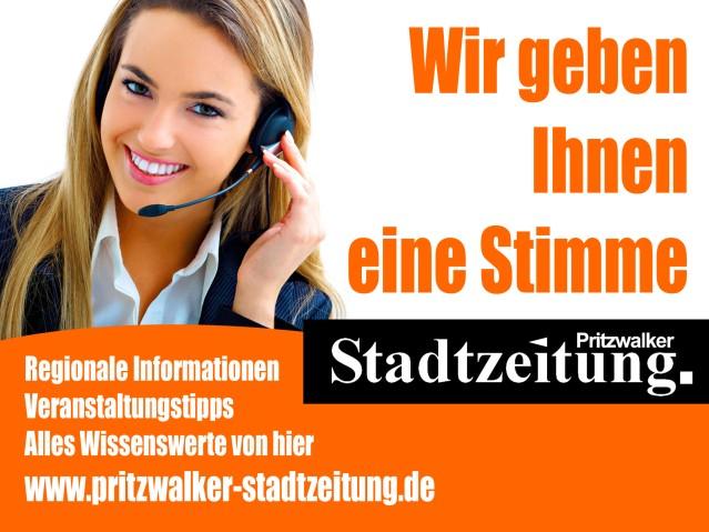 PSZ_Wir geben Ihnen eine Stimme_orange_mit Tussi