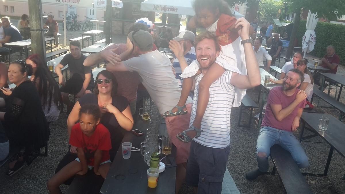 WM-Finale wurde auch in Pritzwalk gemeinsam geschaut