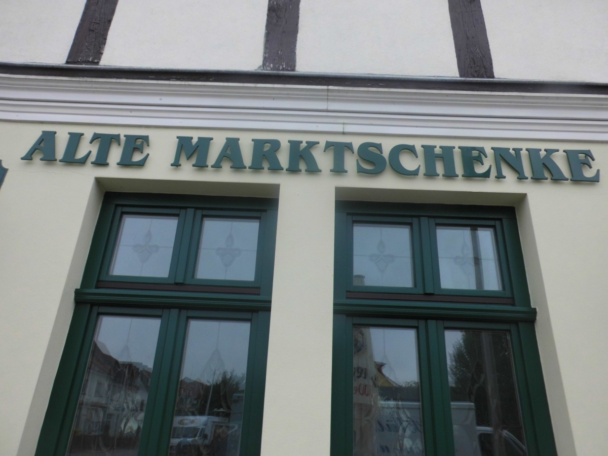 """Nichts dran an den Gerüchten - """"Alte Marktschenke"""" bleibt geöffnet"""