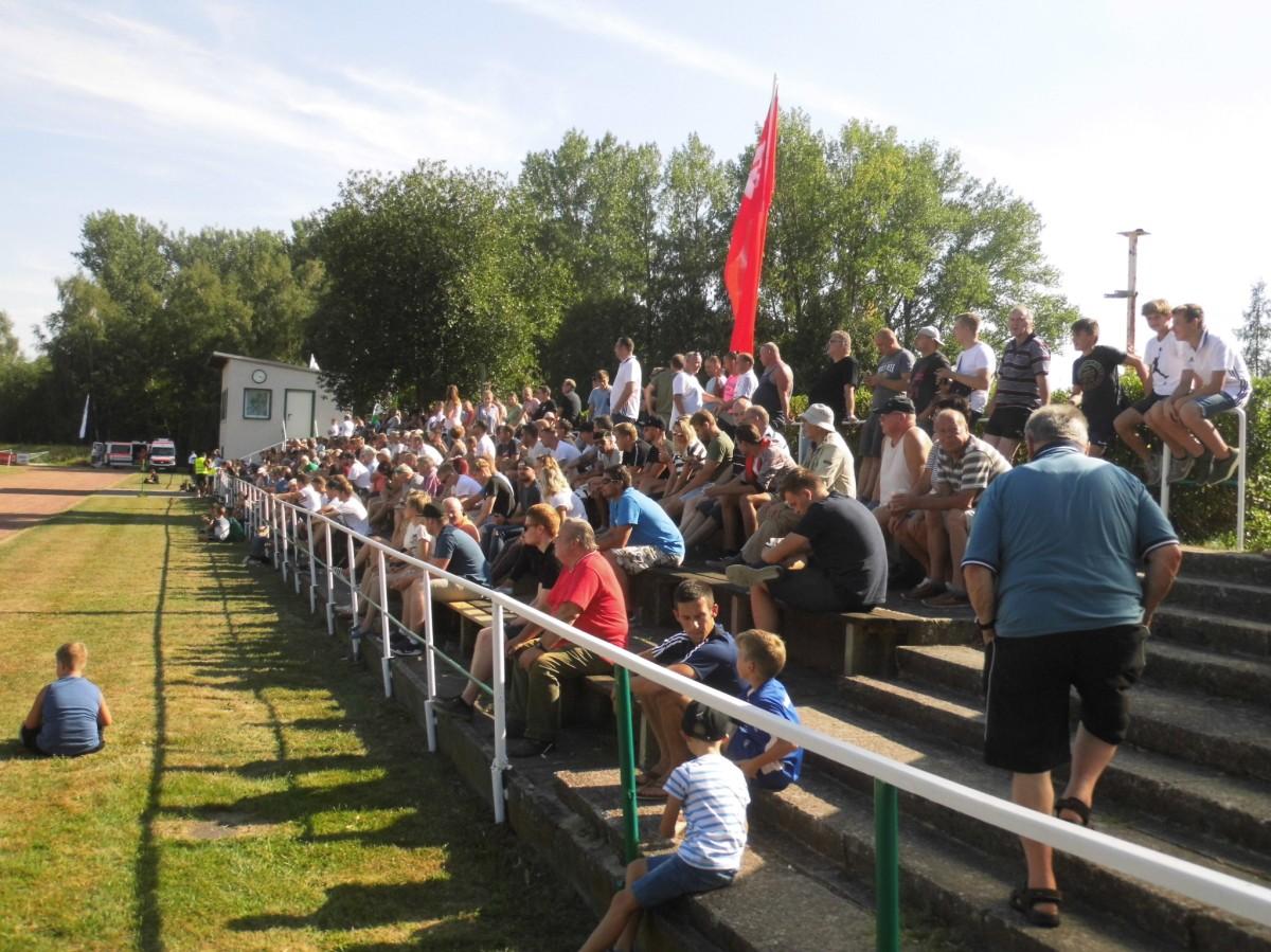 500 Zuschauer sahen Landespokalspiel gegen Babelsberg
