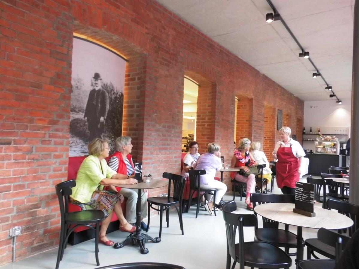 Museumscafe hat über Ostern geöffnet