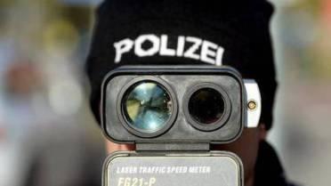 Blitzer_Laser Polizei