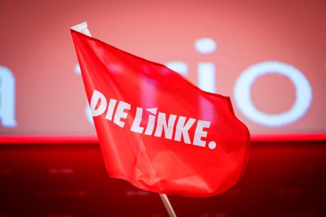 Die Linke_Flagge