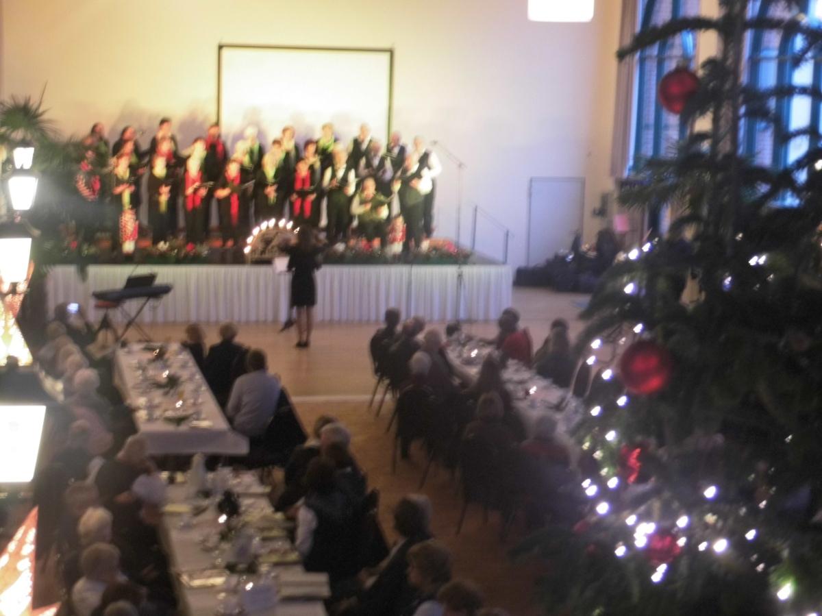 Prignitzchor: Adventsgesang mit Gästen