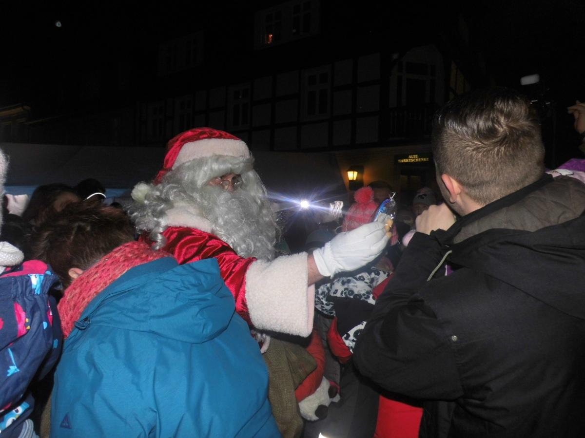 Der Nikolaus wurde gerettet!