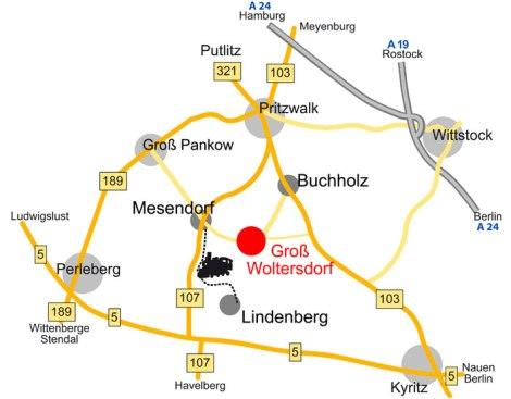 Groß Woltersdorf_Lageplan