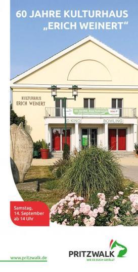 60 Jahre Kulturhaus