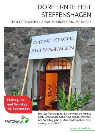 Dorffest Steffenshagen 2019