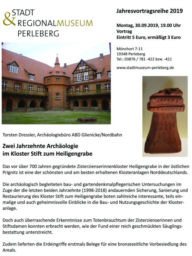 Vorlage Plakat Vortrag Dressler 30.09