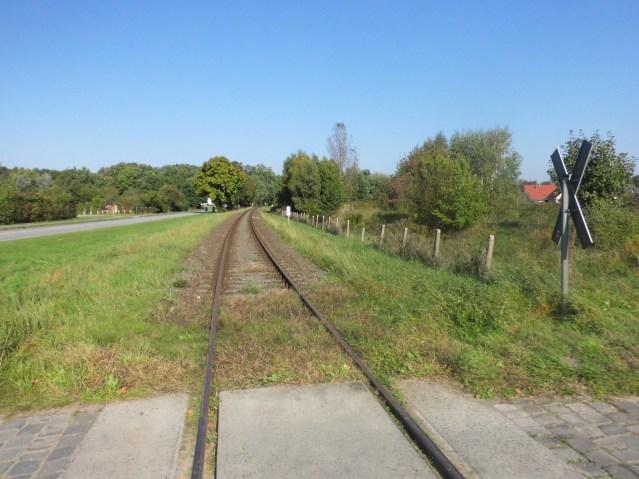 Bahnschiene PK Süd