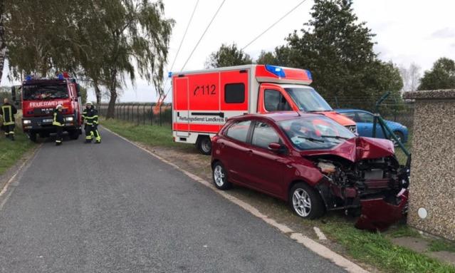Feuerwehr_Unfall Seefeld_09.10.2019