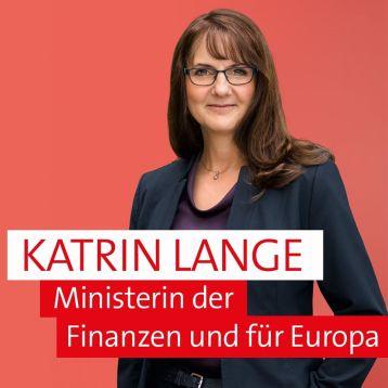 Katrin Lange_Ministerin