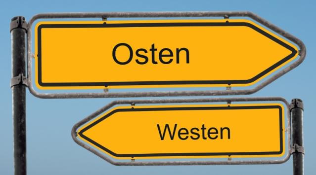 Osten Westen