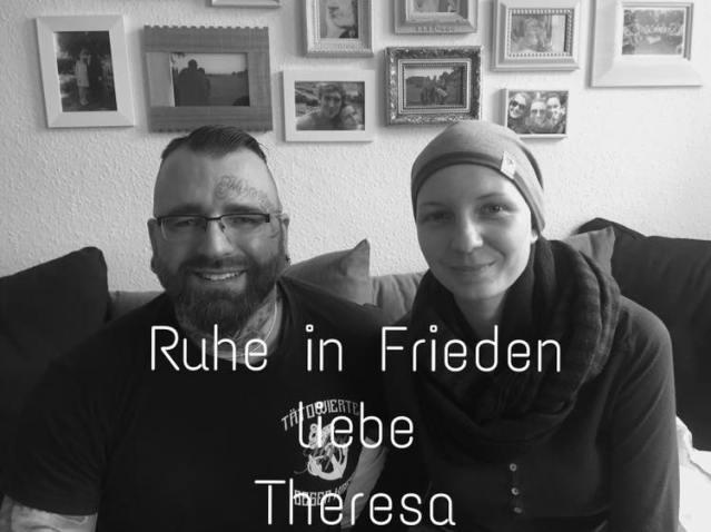 Theresa RIP