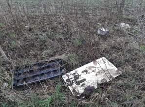 Müll_Weg nach Birkenfelde_02_A Linack