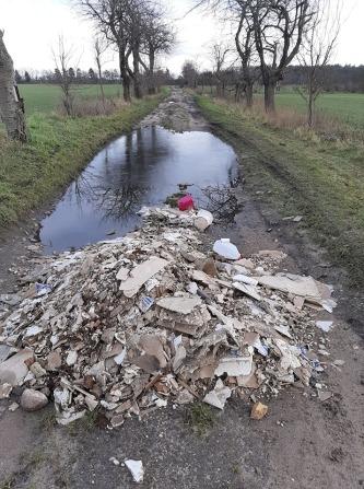 Müll_Weg nach Birkenfelde_03_A Linack