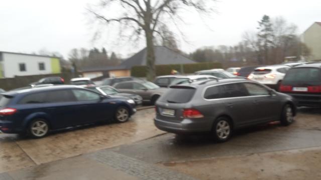 Parken vor Kita Hainholzmühle (2)