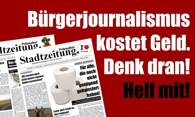 PSZ_Bürgerjournalismus kostet Geld Kopie
