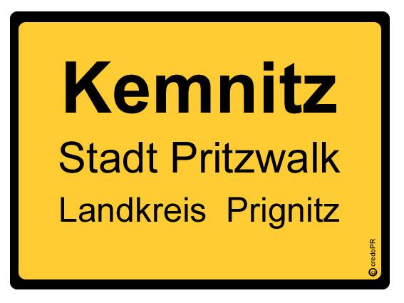 Kemnitz_Ortsschild